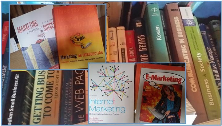 marketing-text-books